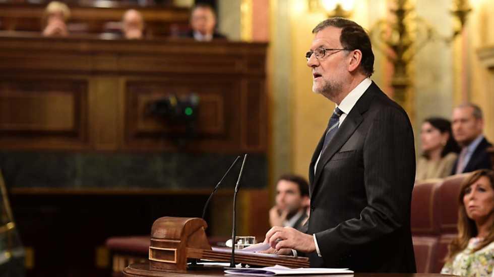 Especial informativo - Segundo Debate de investidura de Mariano Rajoy (1) - 26/10/16