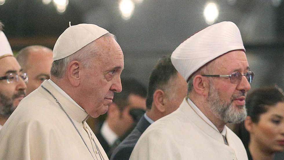 Segundo día del Papa en Turquía