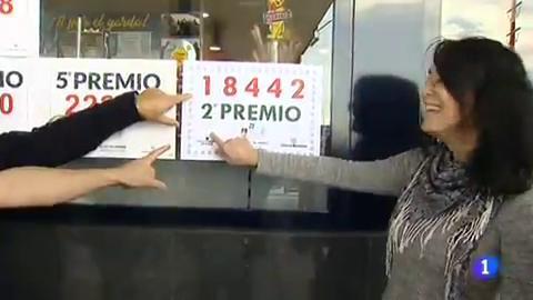 El segundo premio del Niño, el 18.442, se ha vendido en 46 puntos de nuestros país