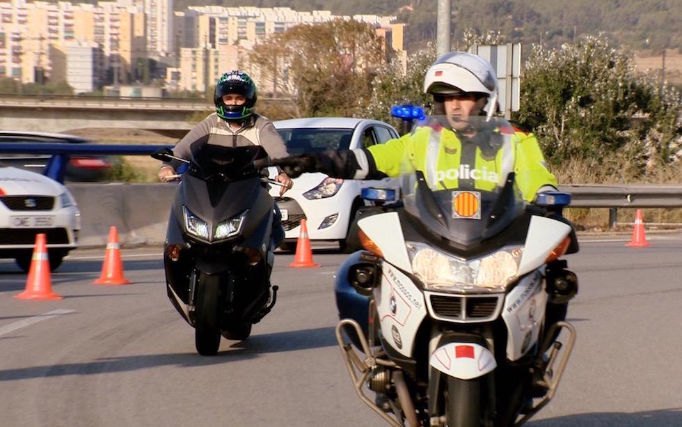 'Seguridad Vital' - Campaña de concienciación a motoristas