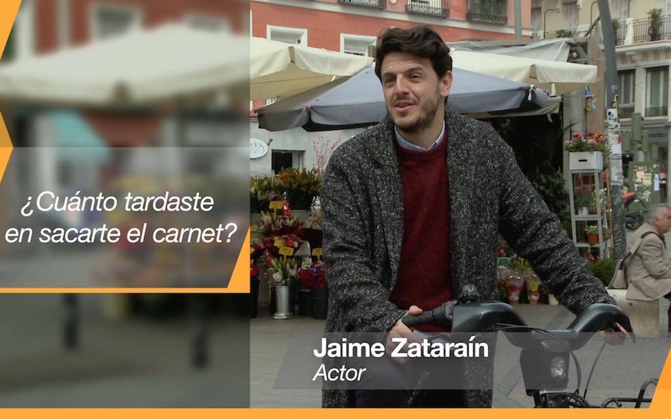'Seguridad Vital' - 'Cuestionario' - Jaime Zataraín