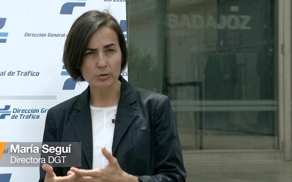 'Seguridad Vital' - María Seguí, directora de la DGT