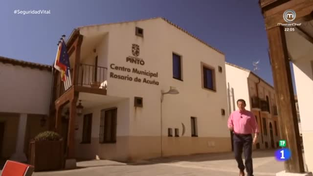 'Seguridad Vital' - 'Radar' - Seguridad vial en Pinto