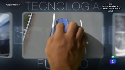 'Seguridad Vital' - 'Tecnología y Futuro' - App de partes amistosos y mucho más