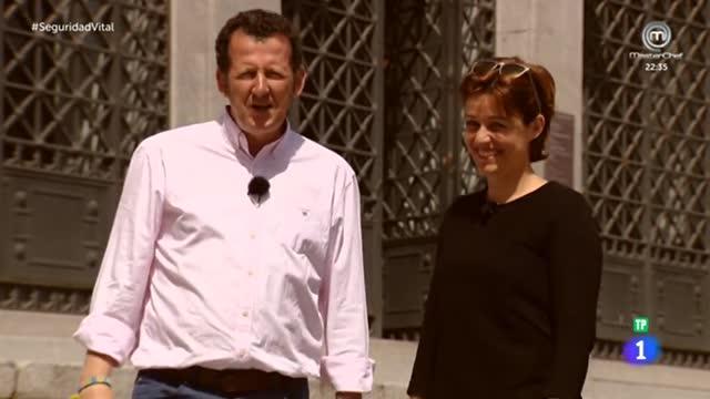 'Seguridad Vital' - 'Tomas falsas' - Madrid Programa 100