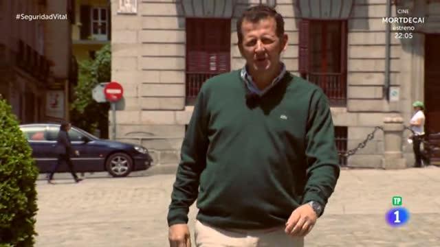 'Seguridad Vital' - 'Tomas falsas' - Madrid