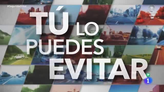 'Seguridad Vital' - 'Tú lo puedes evitar' - Manuela Muñoz