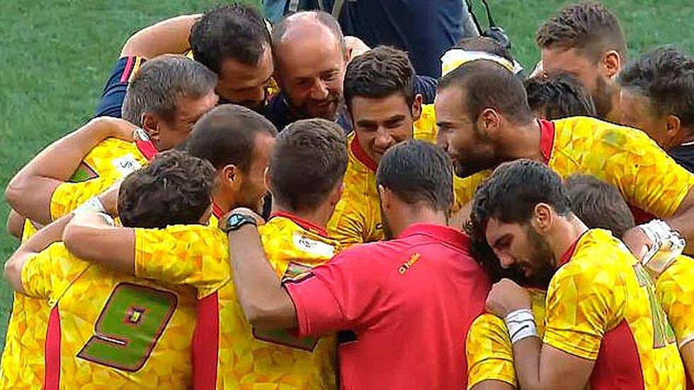 La selección española de rugby 7 estará en Río
