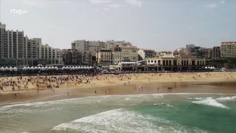 La selección española de surf, bronce en el mundial de naciones