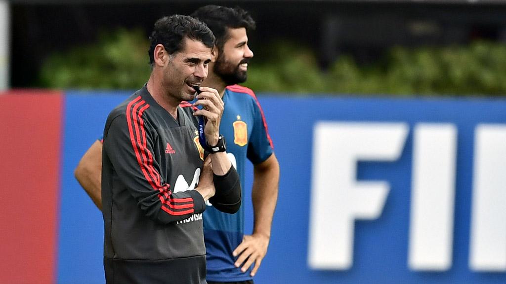 La selección española ya está en Kaliningrado