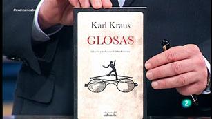 La aventura del saber. TVE. Recomendamos la lectura de 'Glosas'.