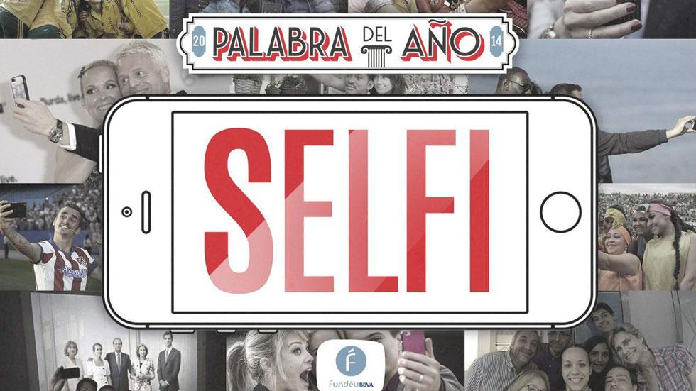 Selfi, palabra del año
