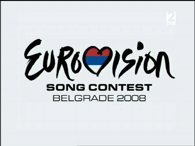 Eurovisión 2008 - Semifinal del Festival Eurovisión 2008