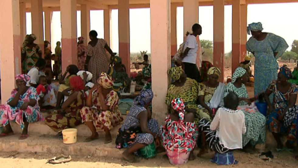 Pueblo de Dios - Senegal: de mujer a mujer