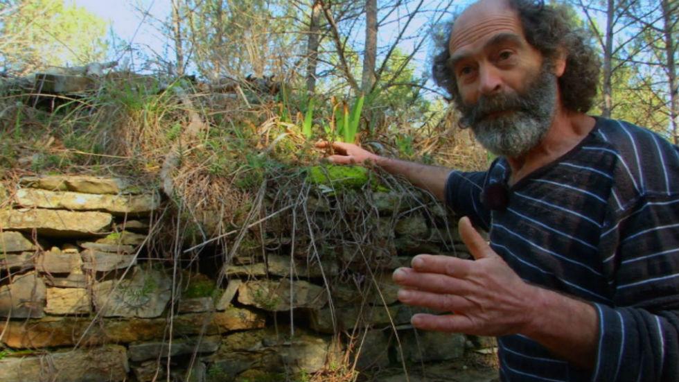 Aquí la tierra - El señor de los bosques, cambios en el paisaje