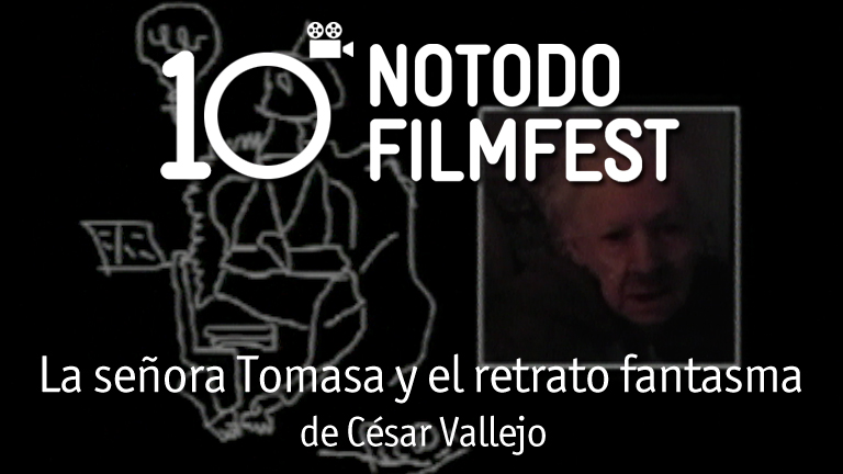 La señora Tomasa y el retrato fantasma - César Vallejo (2003)