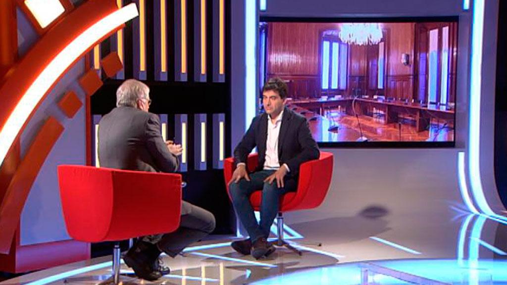 Aquí Parlem - Sergi Sabrià, portaveu d'ERC