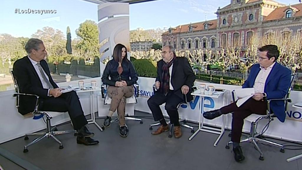 Los desayunos de TVE - Sergi Sabrià, Esquerra Republicana