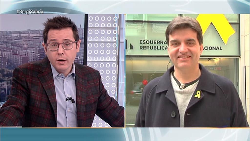 Los desayunos de TVE - Sergi Sabrià, portavoz de ERC