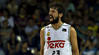 Sergio Llull, elegido jugador más valioso (MVP) de la final