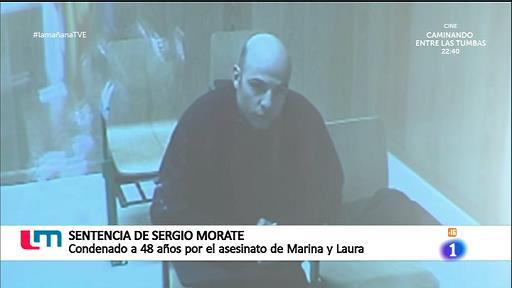 Sergio Morate condenado por asesinato
