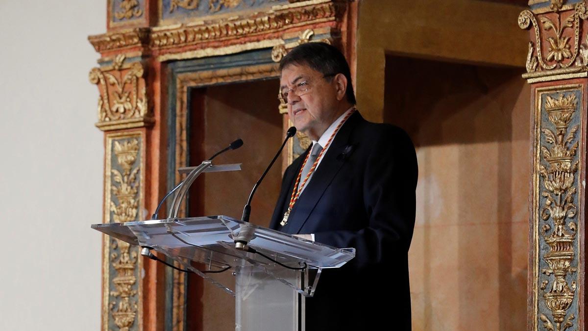 """Sergio Ramírez: """"Dedico el premio a la memoria de los nicaragüenses asesinados por reclamar justicia"""""""