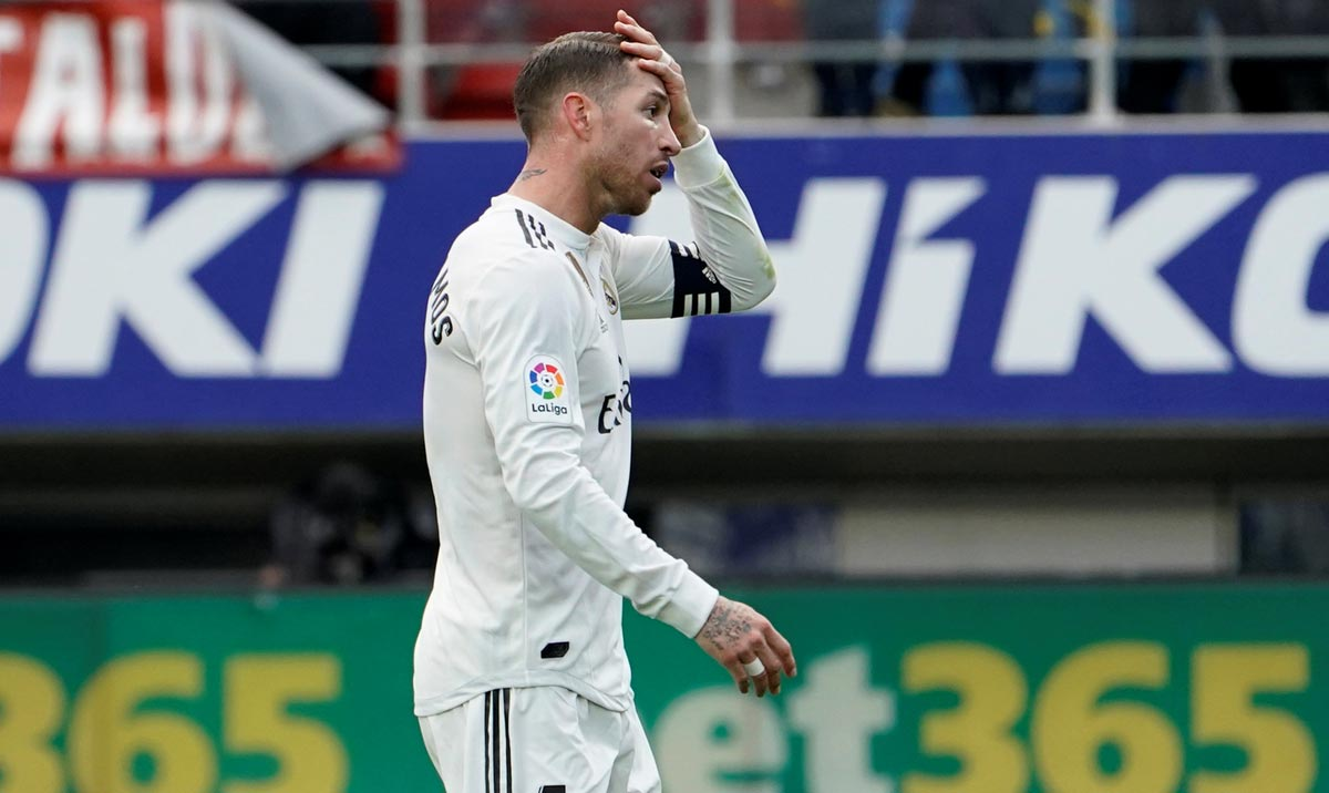 Sergio Ramos denuncia extorsión y llevará el caso a tribunales