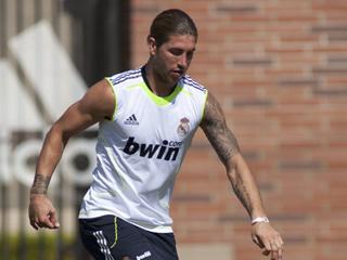 Sergio Ramos será el segundo capitán del Madrid