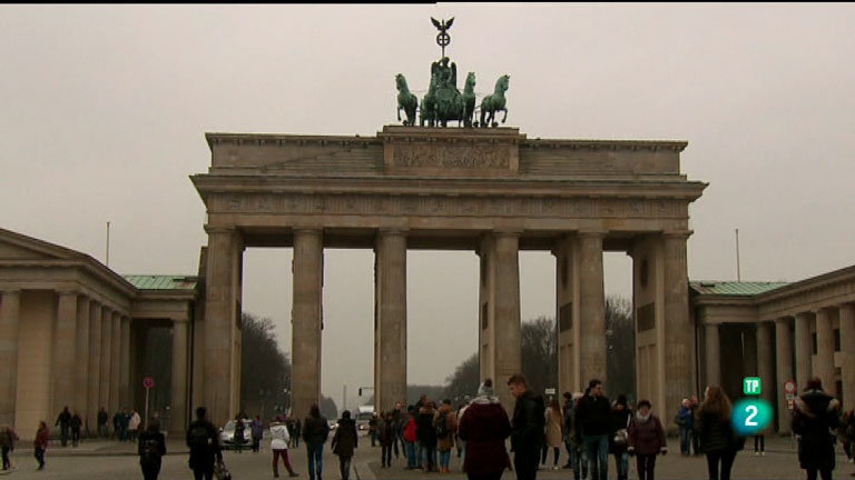 La Aventura del Saber. Serie 'Big cities'. Alemania