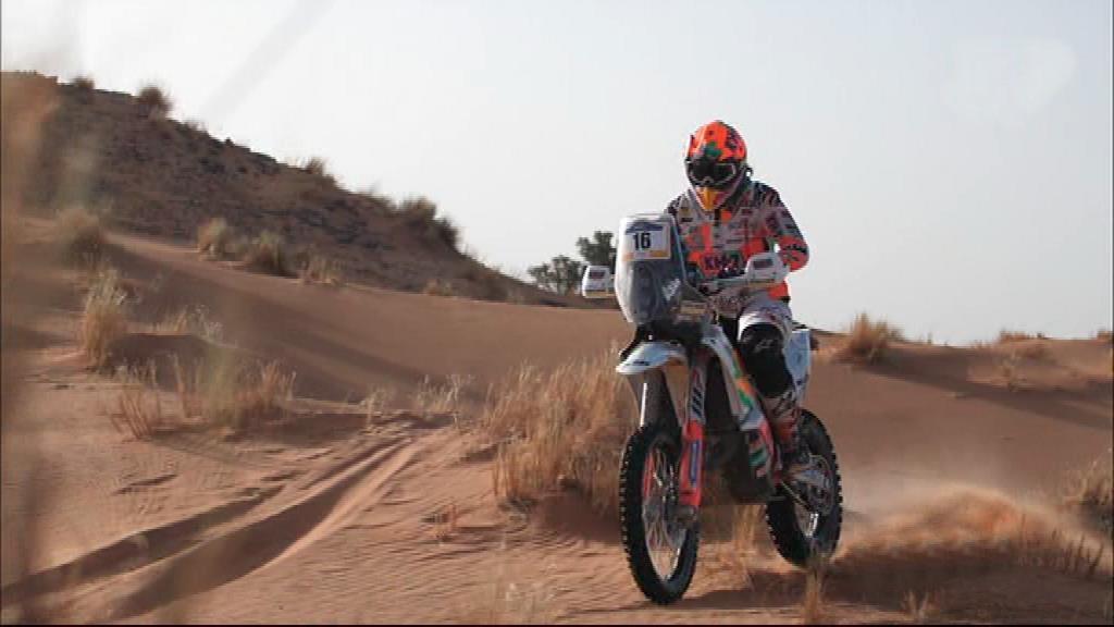 Dakar - Series Afriquia Merzouga Rally Marruecos 2018
