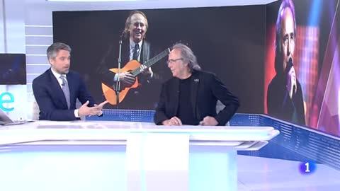 """Serrat celebra medio siglo de 'Mediterráneo': """"No pensaba que hoy estaríamos hablando de estas canciones"""""""