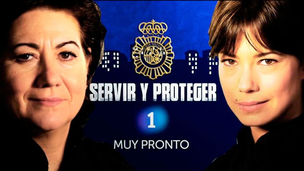 Servir y proteger, próximamente estreno en La 1