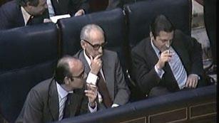 Sesión de investidura de Suárez como presidente (1979)