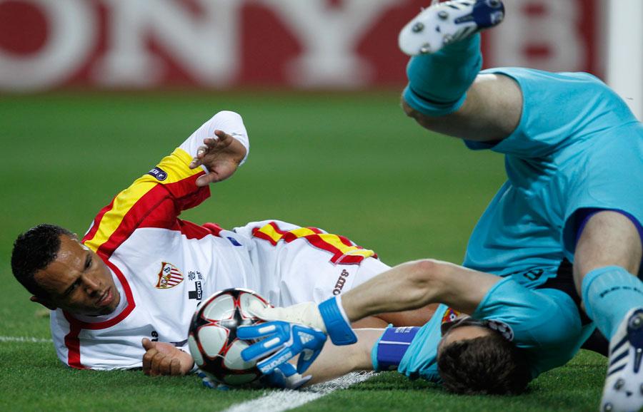 El Sevilla se queda sin sueño
