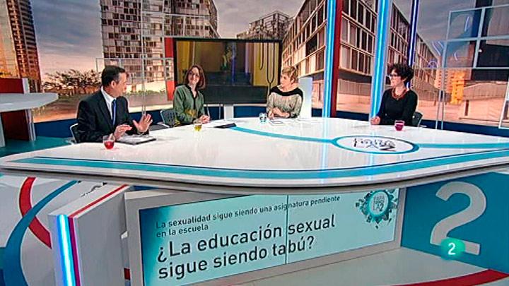 Para Todos La 2 - Debate: El sexo en la educación