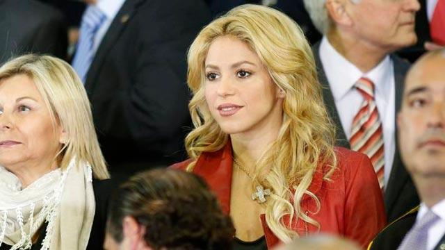 Shakira vibró como una culé más