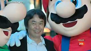 """Zoom Net - Shigeru Miyamoto, el arte de Windows 8 y """"Halo 4"""" - 03/11/12"""