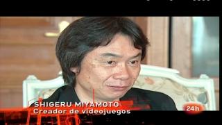 "Zoom Net - Shigeru Miyamoto, ""ZTE Light Pro"" y ""Brink"" - 14/05/11"
