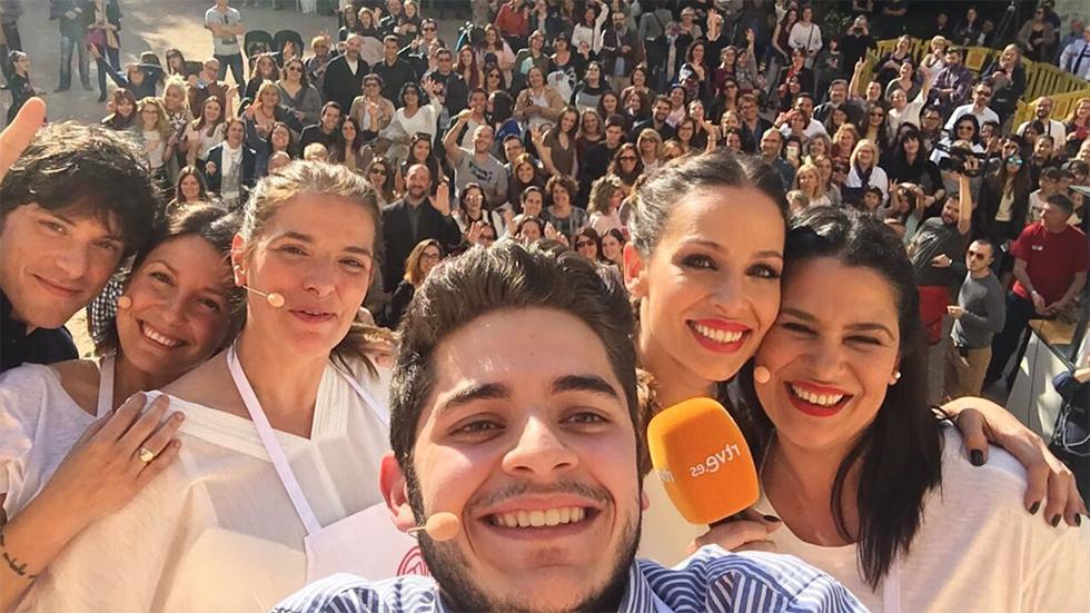 MasterChef 5 - Show cooking de Fabián, Vicky, Virginia y Rocío