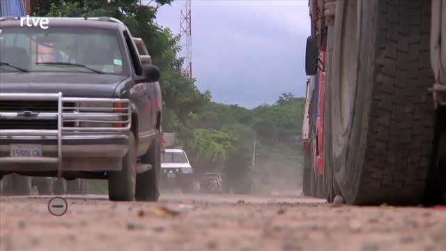 'Frontera del narcotráfico' - Sicario