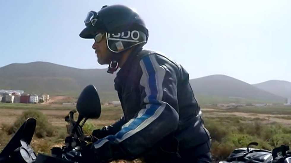 Diario de un nómada - De Sidi Ifni a Tarfaya