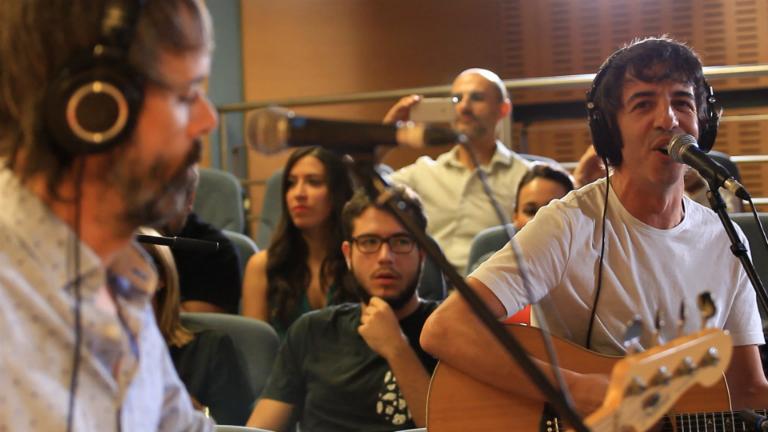 """Sidonie en directo en 180 Grados,  """"Carreteras infinitas"""" - 03/10/16"""
