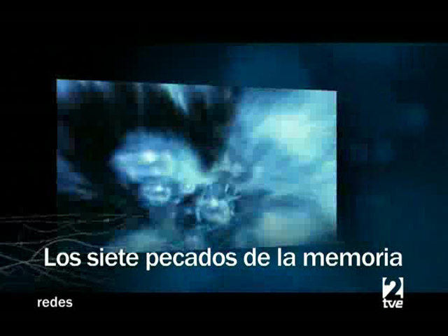 Redes - Los siete pecados de la memoria