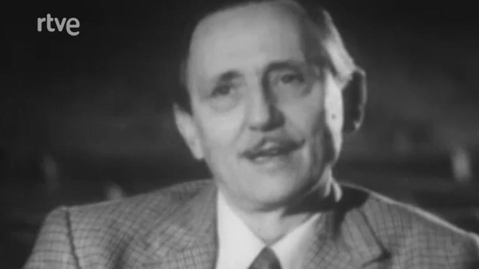 Real Academia - El sillón letra X - Antonio Buero Vallejo
