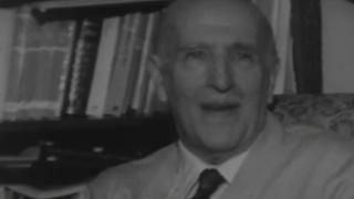 Real Academia - El sillón letra O - Vicente Aleixandre