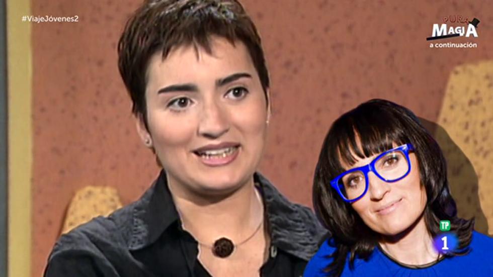Viaje al centro de la tele - Silvia Abril