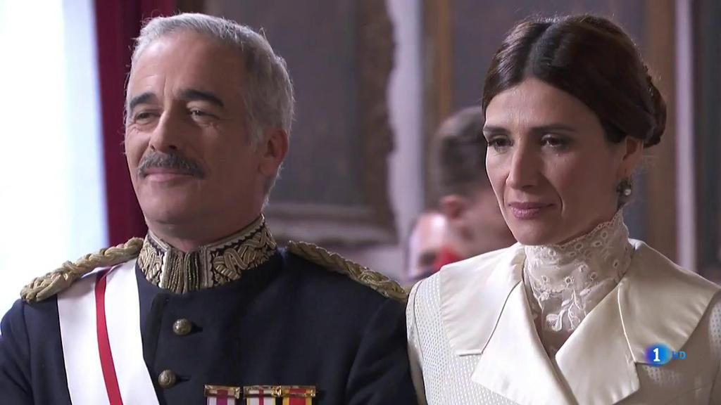 Acacias 38 - Silvia se casa con Zavala