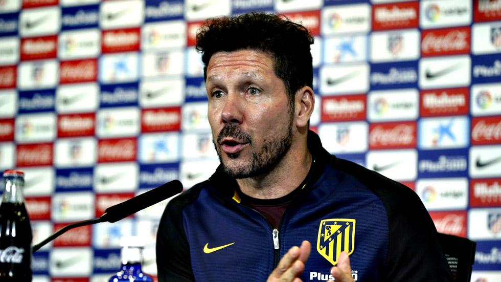 """Simeone: """"Jugar una semifinal por sexta vez en cinco años me llena de emoción y orgullo"""""""