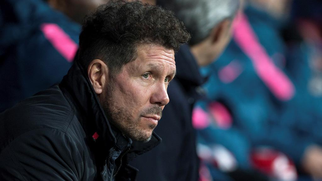 Simeone y Montella valoran el enfrentamiento entre Sevilla y Atlético