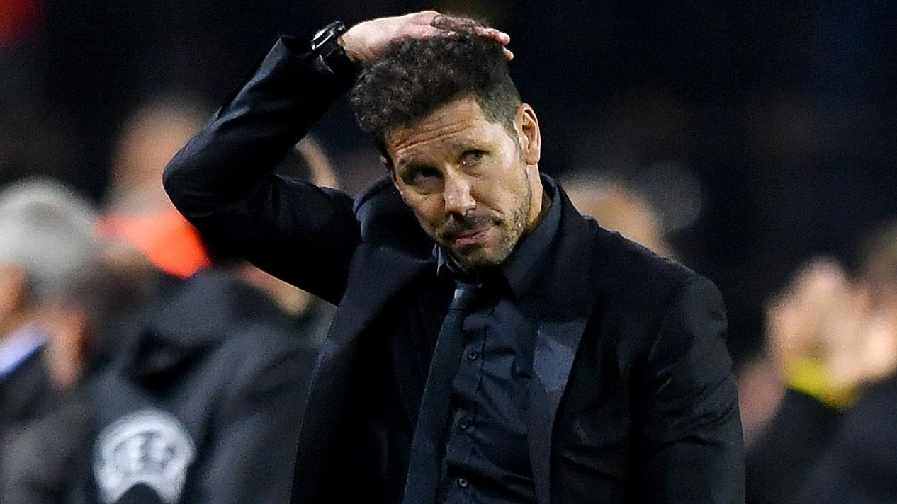 """Simeone: """"El resultado es contundente"""""""